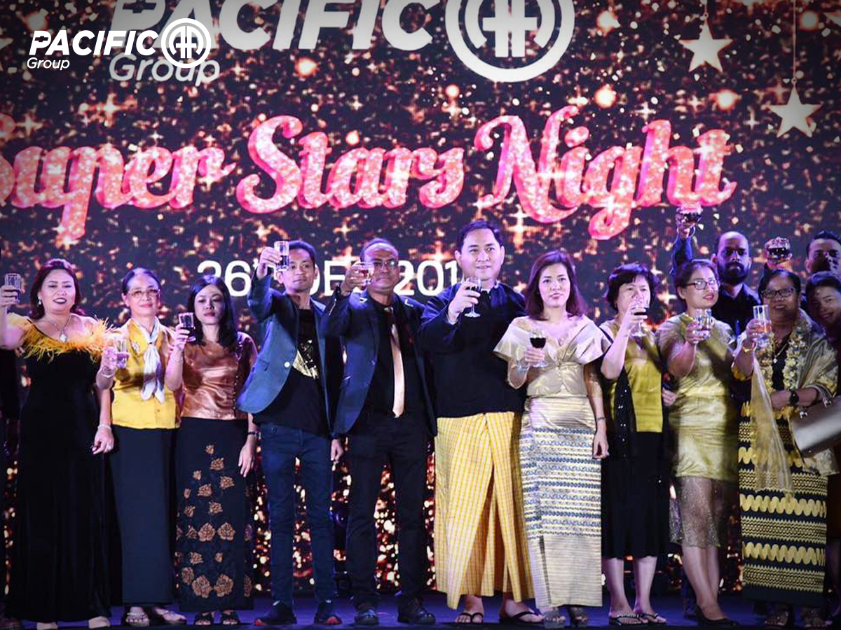 23rd Annual Staff Party , Super Stars Night of Pacific-AA Group 🌟🌟🌟