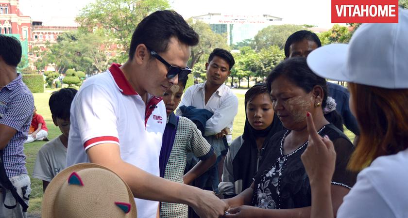 Happy Vitahome Day Out Tour (Yangon)