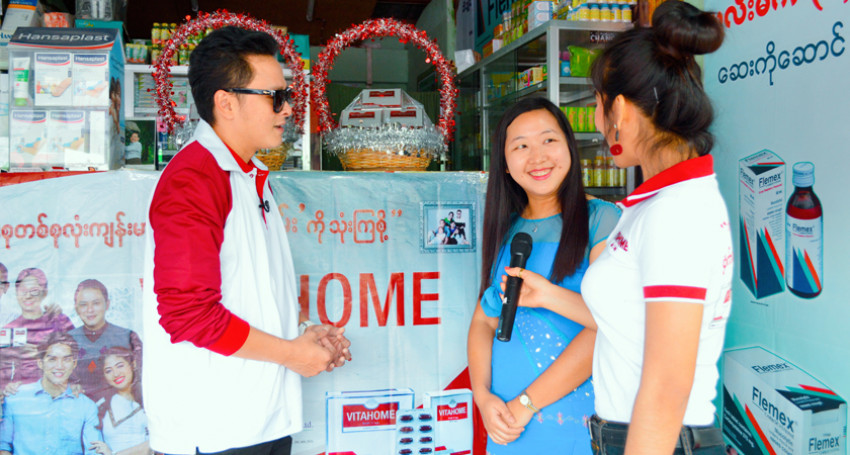 Happy Vitahome Day Out Tour (Taunggyi)