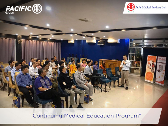 Continuous Medical Education (CME) at Hotel Tachileik