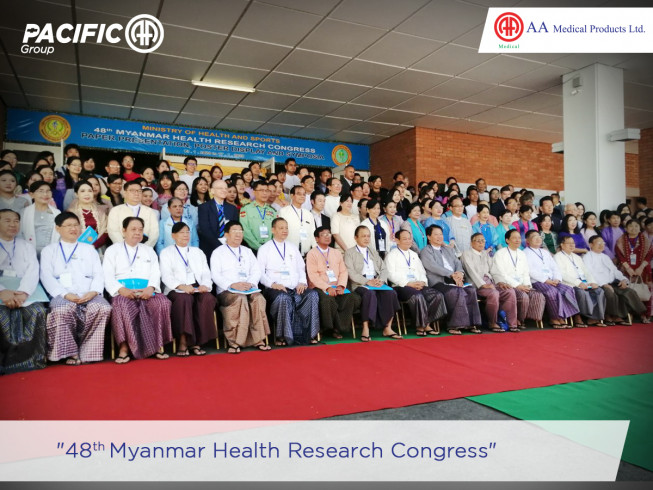 48th Myanmar Health Research Congress
