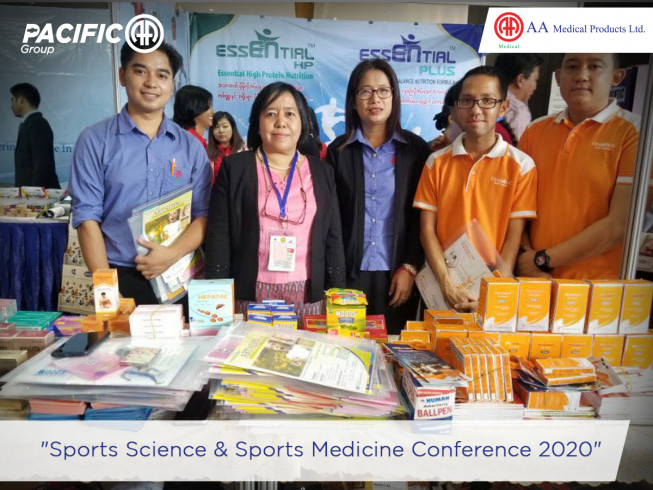 """Sports Science & Sports Medicine Conference 2020"""
