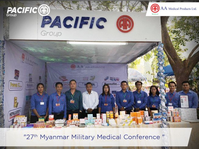 27th Myanmar Military Medical Conference